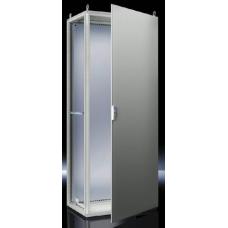 TS Шкаф 1200x2000x500 c МП RAL7035