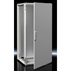 VX Шкаф 800x2000x500 c Монтажной Платой 1 Дверь | ✔️Rittal