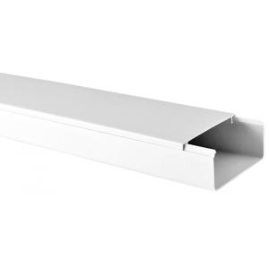 Кабель-канал 100х40 (24 м) белый