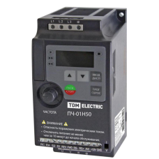 Преобразователь частоты ПЧ-00H75 230В 0,75кВт SQ0749-0001