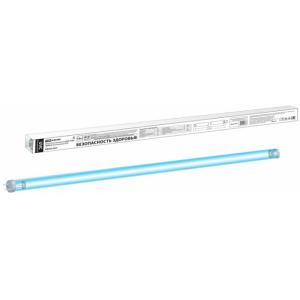 Лампа бактерицидная UVC 15Вт T8/G13 безозоновая TDM