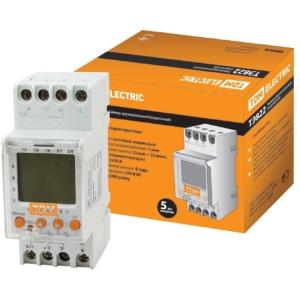 Таймер электронный ТЭ822-2кан-1мин/7дн-44on/off-16А