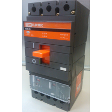 Выключатель ВА88-37 3Р 400А 35кА с эл. расц. | ✔️ТДМ