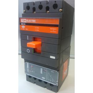 Автоматический выключатель ВА88-35 3Р 250А 35кА с эл. расц.TDM
