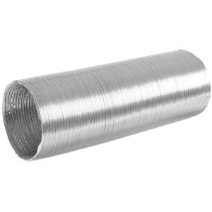 Воздуховод гофрированный алюминиевый Ø100