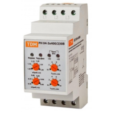 Реле контроля напряжения РН 04-3х400/230В