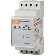 Реле контроля напряжения РН 05-3х400/230В
