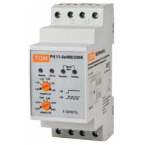 Реле контроля напряжения РН 11-3х400/230В