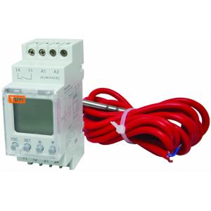 Реле температуры РТ-820M (-25+130C, 24-240В АС/DC, с датч. IP67, ЖК)