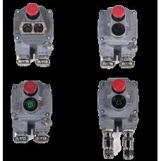 Посты взрывозащищенные кнопочные ПВК -1, 2, 3